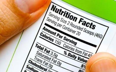 Calories & Nutriments – La Science de l'Aliment Santé